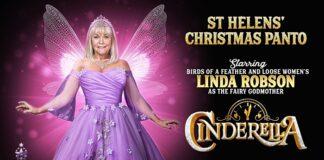 Linda Robson - St Helens Theatre Royal
