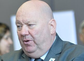 Liverpool Mayor Joe Anderson - pic under creative commons licence by Richter Frank-Jurgen