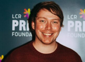 Andi Herring, CEO LCR Pride Foundation