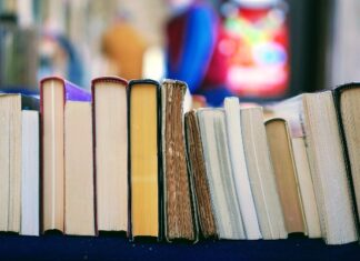 Books - picture courtesy of Tom Hermans