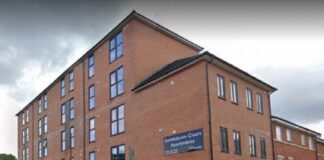 Smithdown Lane student accommodation, soon to become temporary housing for the homeless