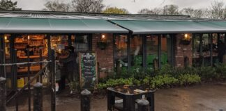 The Watering Can cafe Greenbank Park