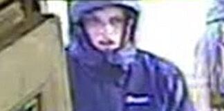 CCTV image in Waterloo provided by Merseyside police