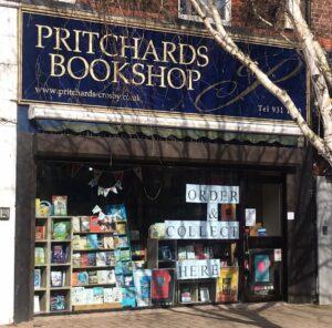 pritchards bookshop