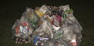 sefton park 3 rubbish- image by Andrea Ku
