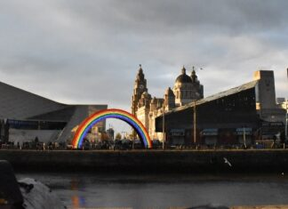 Liverpool River of Light Festival