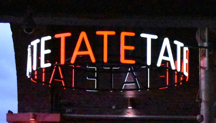 Tate Liverpool - taken by Hannah Rees