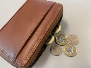 purse money cash